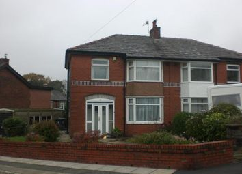 Thumbnail 1 bedroom semi-detached house to rent in Northfield Road, Bury