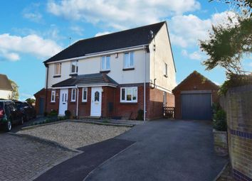 Thumbnail 3 bed semi-detached house for sale in West Coombe, Yeovil