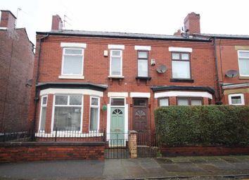 Thumbnail 3 bedroom end terrace house for sale in Gordon Road, Eccles, Manchester