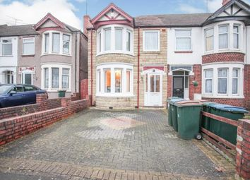 3 bed end terrace house for sale in Cheveral Avenue, Radford, Coventry, West Midlands CV6