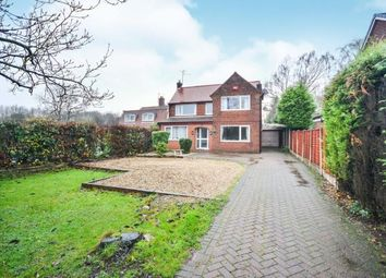 Thumbnail 3 bed detached house for sale in Station Road, Sutton-In-Ashfield, Nottinghamshire