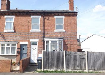 Thumbnail 2 bed terraced house for sale in A, South Street North, New Whittington, Chesterfield