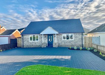 Thumbnail 3 bedroom detached bungalow for sale in High Road, Weston, Spalding