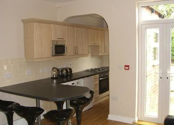 Thumbnail 5 bed terraced house to rent in Hunter House Road, Sheffield