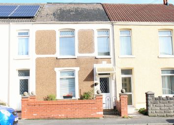 Thumbnail 3 bed terraced house for sale in Middle Road, Gendros, Swansea
