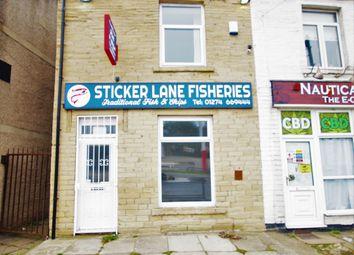 Thumbnail End terrace house for sale in Sticker Lane, Bradford