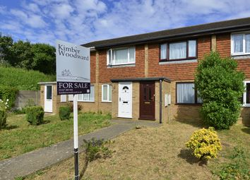 Thumbnail 2 bed terraced house for sale in Peartree Road, Broomfield, Herne Bay, Kent
