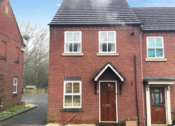 3 bed terraced house for sale in Fieldfare Way, Telford TF4