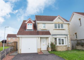 Thumbnail 4 bed detached house for sale in Linnet Way, Dunfermline