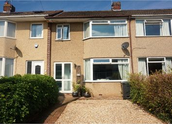Thumbnail 3 bed terraced house for sale in Queensholm Crescent, Bromley Heath