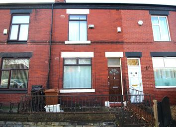 Thumbnail 2 bed terraced house to rent in Lower Bents Lane, Bredbury, Stockport