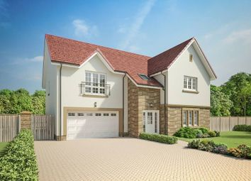 "Thumbnail 5 bed detached house for sale in ""The Moncrief"" at Kirk Brae, Cults, Aberdeen"