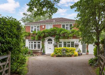 Thumbnail 3 bed detached house for sale in Crowsley Road, Shiplake, Oxfordshire