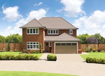 Thumbnail 4 bed detached house for sale in Parc Plymouth At Plasdŵr, Heol Rufus, Cardiff