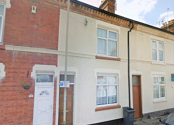 Thumbnail 3 bedroom terraced house to rent in Hazel Street, Leicester