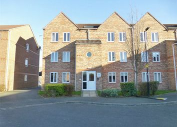 Thumbnail 2 bedroom flat for sale in Darwin Close, Huntington, York