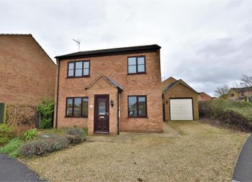 Thumbnail 3 bed detached house to rent in Foxglove Road, Stamford