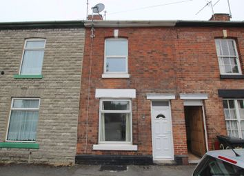 Thumbnail 2 bed terraced house to rent in Rugby Street, Alvaston, Derby