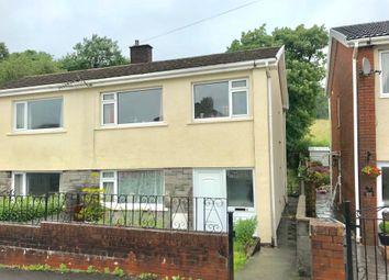 Thumbnail 3 bed semi-detached house for sale in Brynhyfryd, Glynneath, Neath