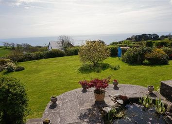 Thumbnail 3 bedroom detached bungalow for sale in Vicarage Lane, Strete Nr Dartmouth