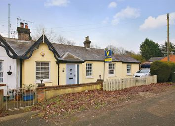 Thumbnail 3 bed semi-detached bungalow for sale in Marble Arch Cottages, Watling Street, Radlett