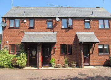 Thumbnail 2 bedroom terraced house to rent in Huxleys Way, Evesham, Worcestershire