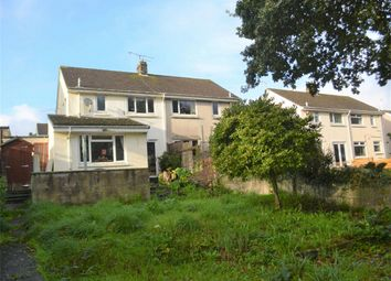 Thumbnail 4 bed semi-detached house for sale in Boslowick Road, Falmouth
