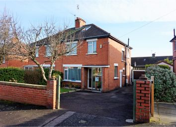 Thumbnail 3 bed semi-detached house for sale in Thornleigh Gardens, Bangor