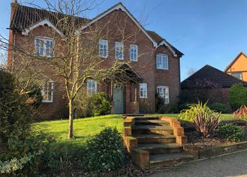 Thumbnail 6 bed detached house for sale in Stour Close, Saxmundham