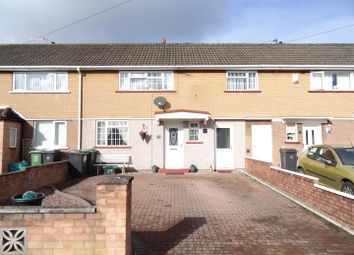 Thumbnail 3 bed terraced house for sale in Rashdall Road, Carlisle