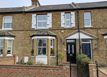 Thumbnail 3 bed terraced house for sale in Edith Road, Chelsfield, Orpington