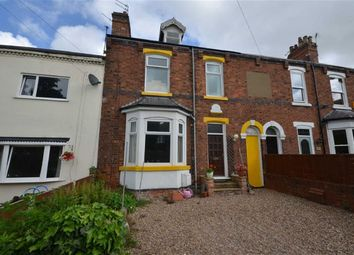 Thumbnail 4 bed terraced house for sale in Hawthorn Terrace, Goole
