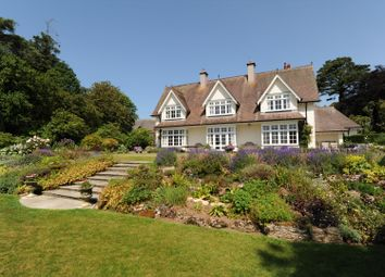 Chulmleigh, Devon EX18. 9 bed detached house for sale