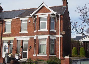 Thumbnail 3 bed end terrace house for sale in Wenvoe Terrace, Barry