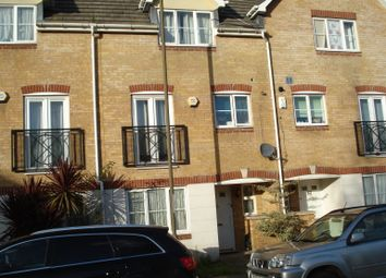 Thumbnail 4 bed town house for sale in Battery Road, Thamesmead