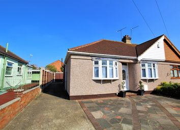 Thumbnail 3 bed semi-detached bungalow for sale in Fairfield Close, Hornchurch