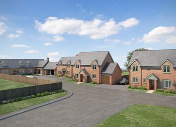 Thumbnail 4 bedroom detached house for sale in Church Close, Carhampton, Minehead
