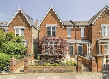 Thumbnail 5 bed semi-detached house to rent in Elms Road, London