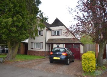 Thumbnail 3 bed detached house for sale in Grove Road, Kings Heath, Birmingham