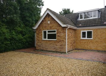 Thumbnail 1 bed bungalow to rent in Prince Drive, Leicester