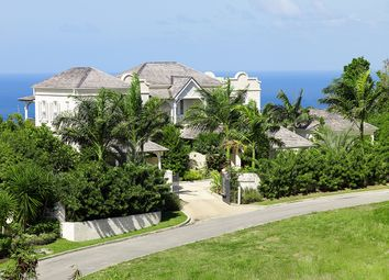 Thumbnail 5 bed villa for sale in Turtleback Ridge, St. James