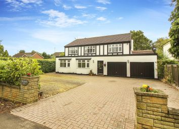 Thumbnail 6 bed detached house for sale in Darras Road, Ponteland, Newcastle Upon Tyne