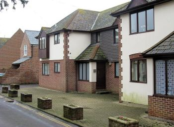 Thumbnail 1 bed flat to rent in Cassea Court, Bridport