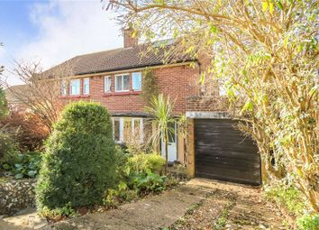 Thumbnail 3 bed semi-detached house for sale in Porters Hill, Harpenden, Hertfordshire