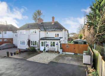 Thumbnail 2 bed semi-detached house for sale in Hampden Road, Aylesbury