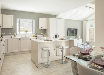 """Thumbnail 5 bedroom detached house for sale in """"The Ramhill"""" at Badger Way, Brampton, Huntingdon"""