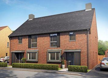 "Thumbnail 4 bedroom semi-detached house for sale in ""Pinehurst"" at Divot Way, Basingstoke"