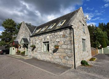 Thumbnail 2 bed town house for sale in School Gardens, Dulnain Bridge, Grantown-On-Spey