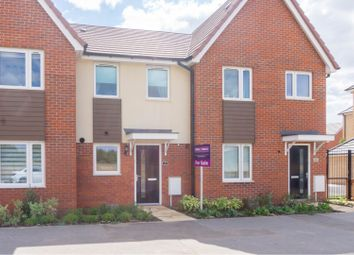 Thumbnail 2 bed terraced house for sale in Hampton Avenue, Hampton, Peterborough