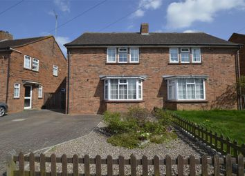 Thumbnail 3 bed semi-detached house for sale in Courtiers Drive, Bishops Cleeve